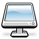 display, screen, monitor, computer icon