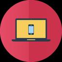 responsive, notebook icon