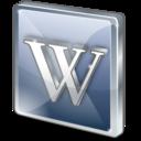 Wikipedia icon