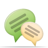 Chat, Talk icon
