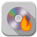 Apps Cd Burner icon