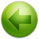 previous, back, left, backward, prev, arrow icon