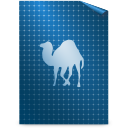 text, perl icon