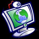 network,local icon