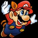 Racoon Mario icon