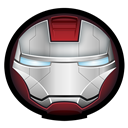 Iron, Man, Mark, v icon