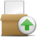 extract, archive icon