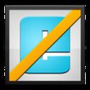 ie,blackframe icon