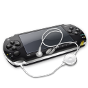 headset, psp, headphone icon