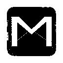 logo, square, gmail, 097680 icon