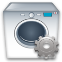 Config, Machine, Washing icon