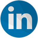 modern, linked in, modern media, in, social, linkedin, linked icon