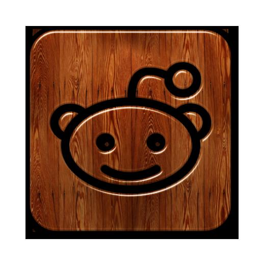 square, logo, reddit icon
