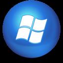windows, ball, cute icon