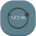 Flat, Round, Uccw icon