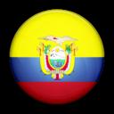 flag,ecuador,country icon
