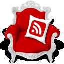 rss, fragola icon