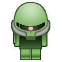 Zaku MS 06F icon