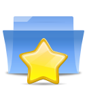 bookmark, folder, favorite, star icon