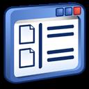 Detail, View, Windows icon