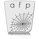 paper, file, afp, document icon