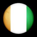 flag,cote,ivoire icon