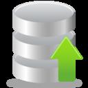 Database Upload icon