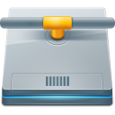 Connected, Network icon