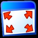 Fullscreen, Window icon