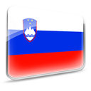 slovenia, flag, dooffy, design icon