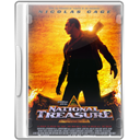 Case, Dvd, Nationaltreasure icon