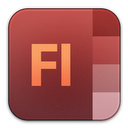 flash, adobe icon