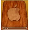 Apple, Drive, Hard icon