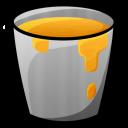 Bucket Lava icon