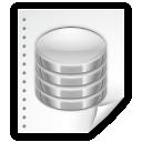 file, database icon