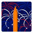 Independence Day 4 Fireworks icon