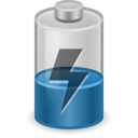 battery low charging icon