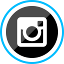 social, logo, corporate, instagram, media icon