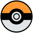 cinema, game, play, pokemon, movie, go, film icon