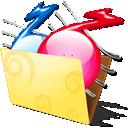 Folder, , Music icon