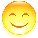funny, emotion, smiley, emot, satisfied, happy, smile, face, fun icon
