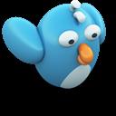 Archigraphs, Twittingflying icon