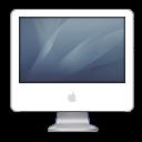 iMac G5 Graphite icon