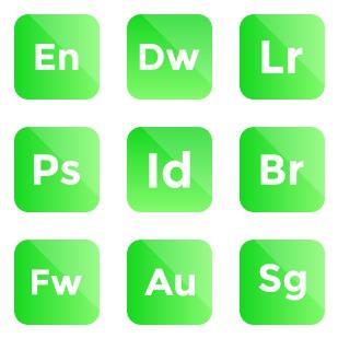 Adobe vol 5 icon sets preview
