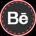 behance, online, media, social icon