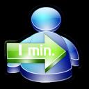Msn Buddy 1min icon