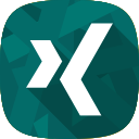 xing, recruitment, social network icon