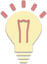 interesting, lamp, lightning, idea icon