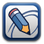 pencil, live journal, write, blog icon