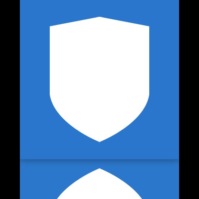 mirror, security icon